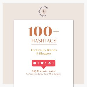 Handmade Hashtags Promo Images7