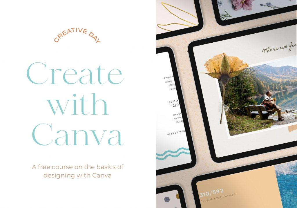 Canva Course Cover