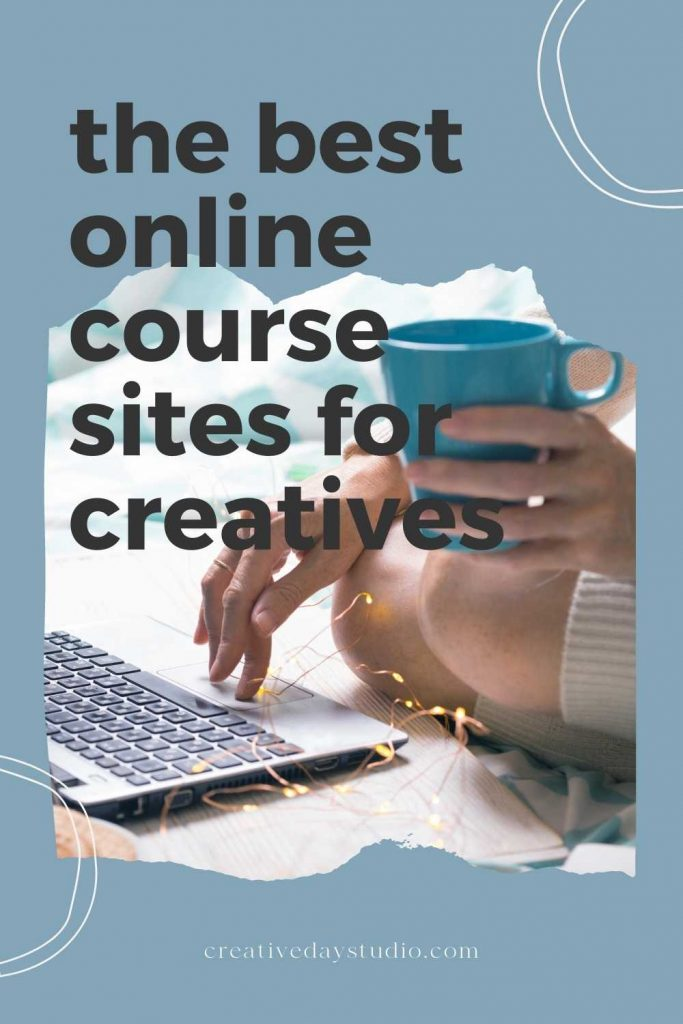 Best Online Creative Courses Pin 2