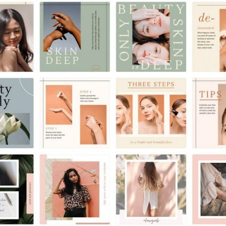 New Canva Templates from Creative Day